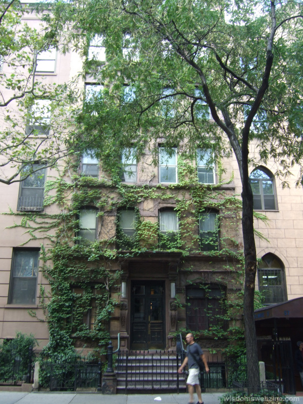 I Love You, New York - Wisdom's Webzine