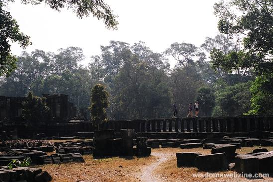 To Find God's Shrines - Wisdom's Webzine